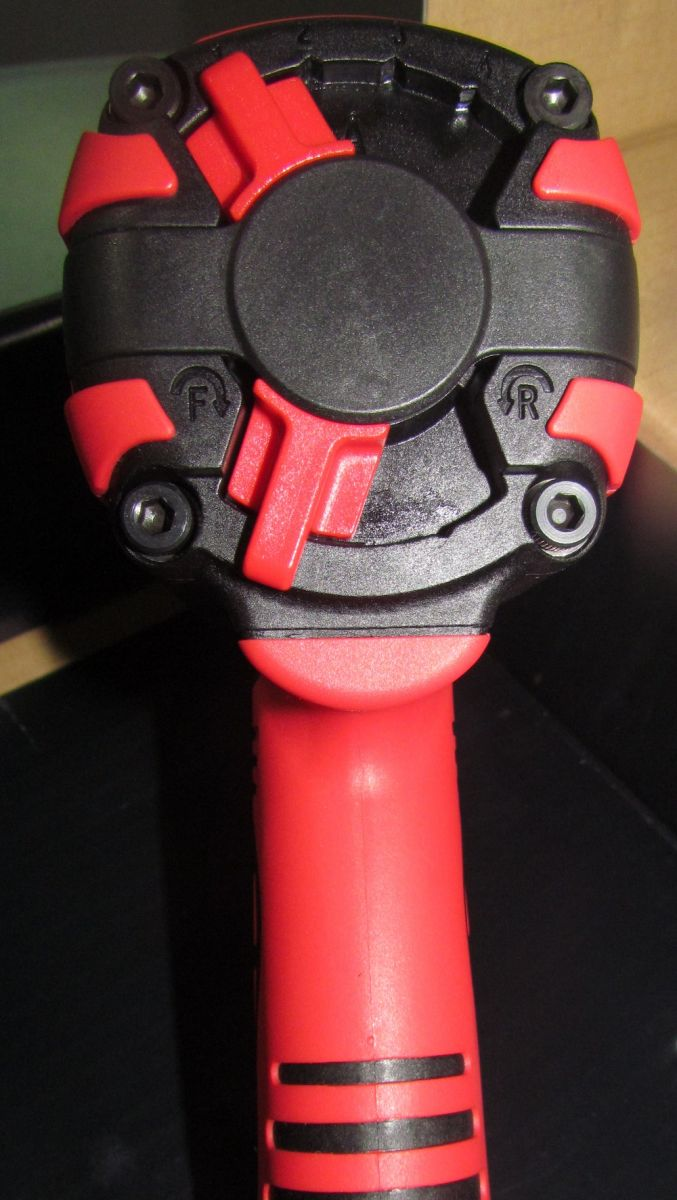 "1/2"" Impact Wrench SI-1940ASR"