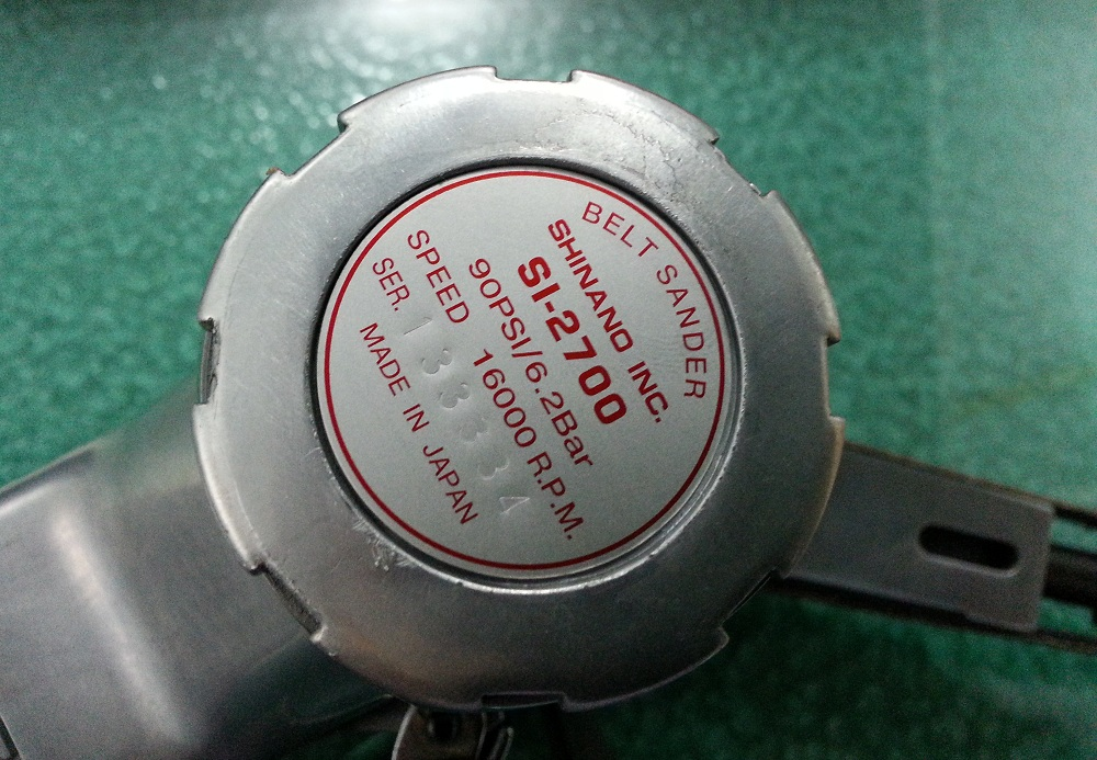 Máy mài dây đai shinano SI-2700