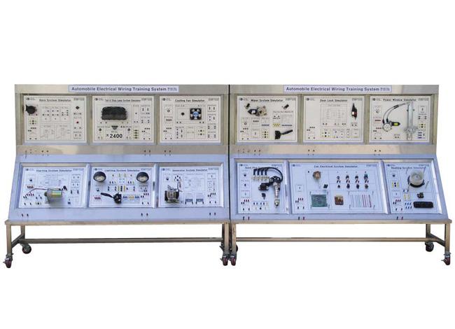 Mô hình đào tạo hệ thống điện theo modul 190104