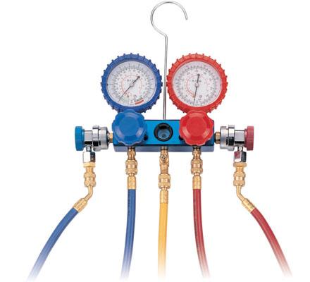 Bộ đồng hồ gas 134A 1105