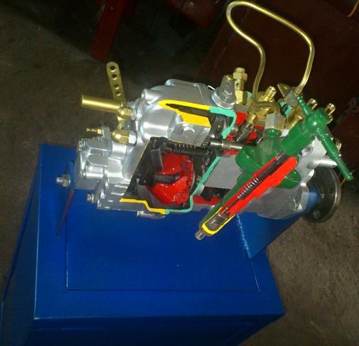 Bơm cao áp PE 4 xy lanh cắt bổ K280601