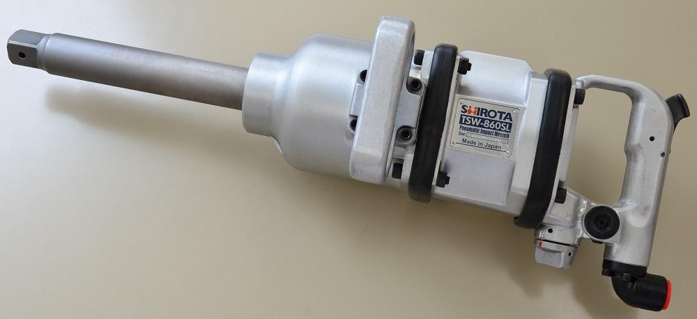 Súng bắn ốc 1 Inch SHIROTA TSW860SL